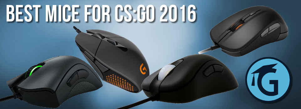 Best gaming mouse for cs go 2017 for Cs go mouse