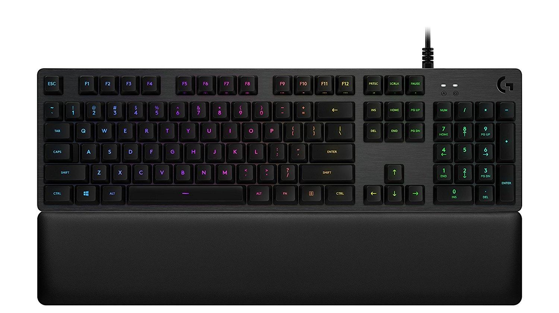 Logitech G513 Gaming Keyboard Review