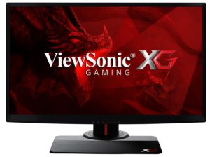 ViewSonic XG2530 240 Hz gaming monitor