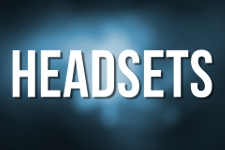 headsets button