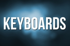 keyboards button