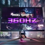 ASUS ROG Swift 360 Hz Gaming Monitor