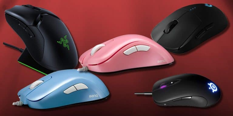 Best mouse for CS:GO