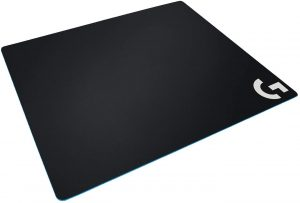 Logitech G640 Large Cloth Gaming Mousepad